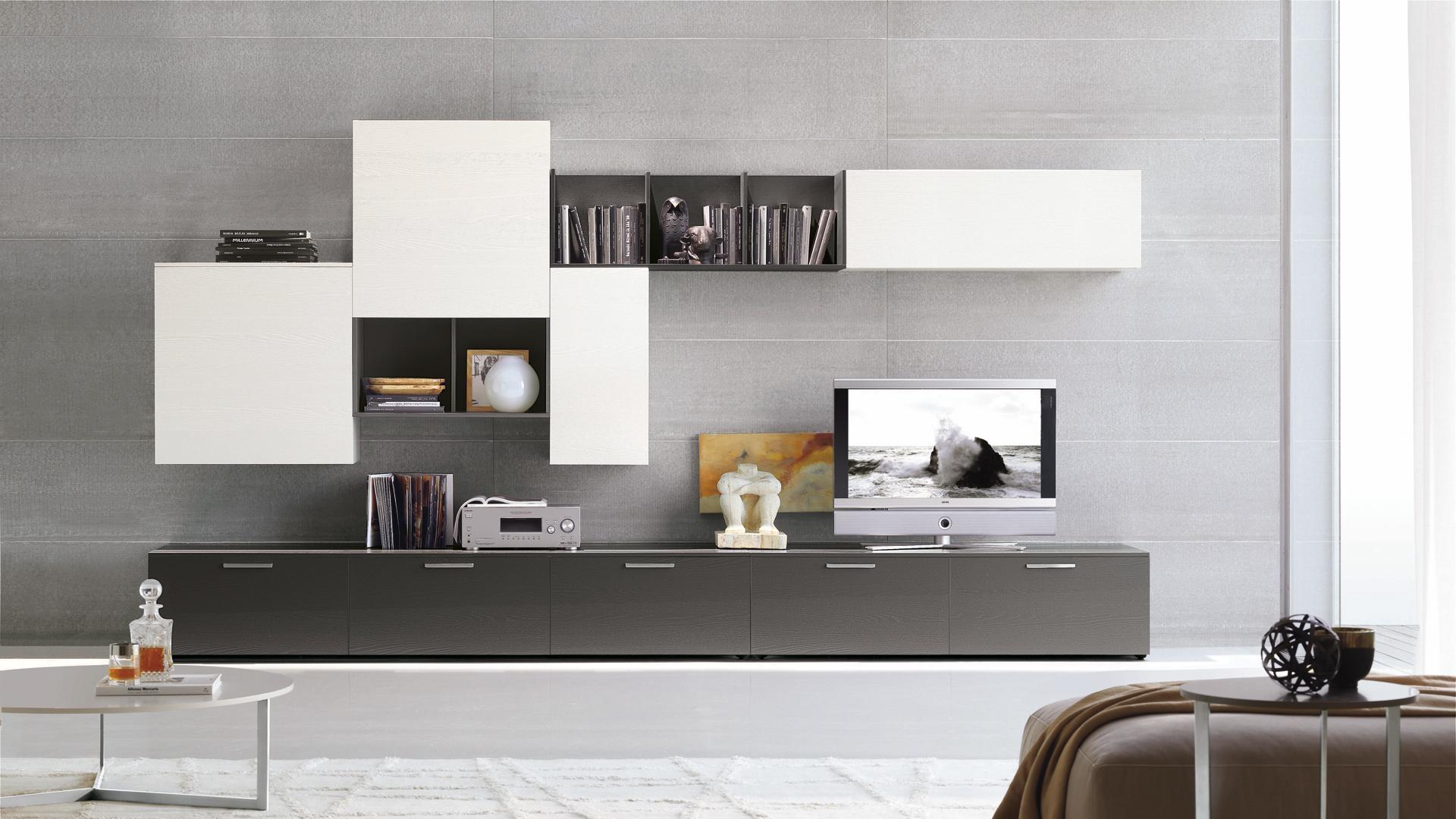 Idee Per Camino Moderno: Idee di un soggiorno minimal per una stupenda casa moderna. Vovell ...