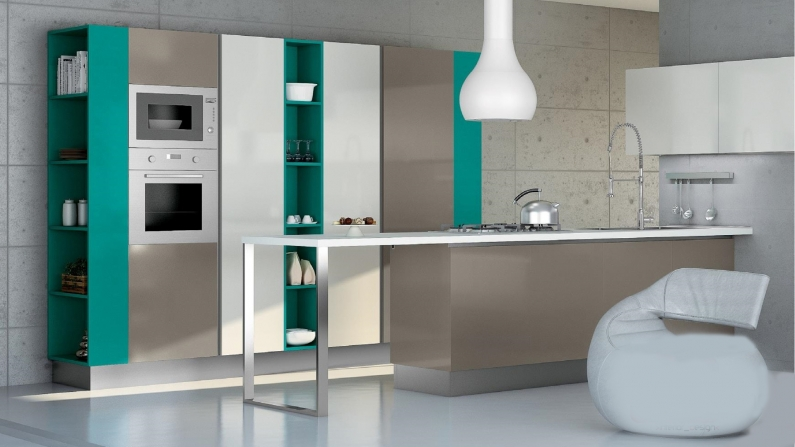 Cucina Amalfi - Saguto Arredi