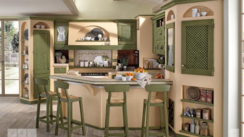 Arredi saguto la tua casa da vivere caltanissetta - Cucine bellissime muratura ...