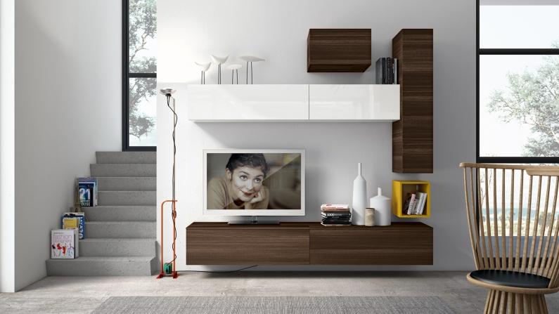 Pareti Attrezzate Classiche Moderne: Parete attrezzata con camino idee ...